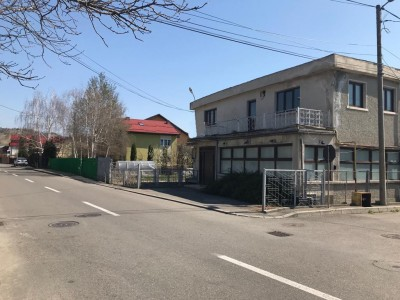 Industrial space for rent Campina, Prahova county 1.395 sqm