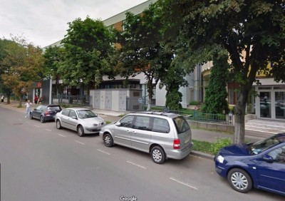 Spatiu comercial de inchiriat zona Baneasa, Bucuresti 120 mp