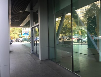 Commercial space for rent Barbu Vacarescu area, Bucharest 85 sqm