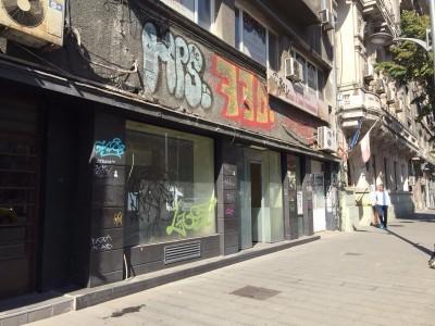 Spatiu comercial de inchiriat zona Bulevardul Magheru, Bucuresti 45 mp