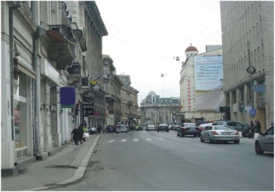 Spatiu comercial de inchiriat zona Calea Victoriei, Bucuresti 100 mp