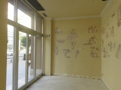 Commercial space for rent Calea Victoriei, Bucharest 90.37 sqm