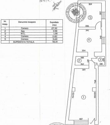 Spatiu comercial de inchiriat zona Centrul Istoric, Bucuresti 56 mp