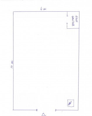 Spatiu comercial de inchiriat zona Giurgiului - Piata Progresul, Bucuresti 40 mp