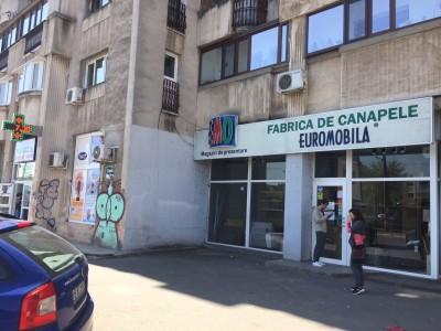 Spatiu comercial de inchiriat zona Mihai Bravu, Bucuresti 83.06 mp