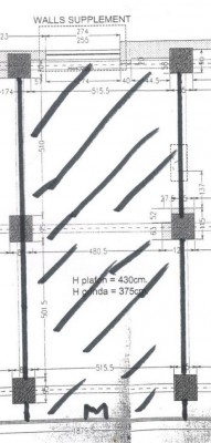 Commercial space for rent Nicolae Titulescu area, Bucharest 70 sqm