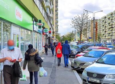 Spatiu comercial de inchiriat zona Pantelimon, Bucuresti 102.6 mp