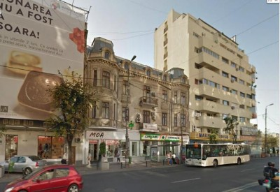 Commercial space for rent Romana Square area, Bucharest 100 sqm