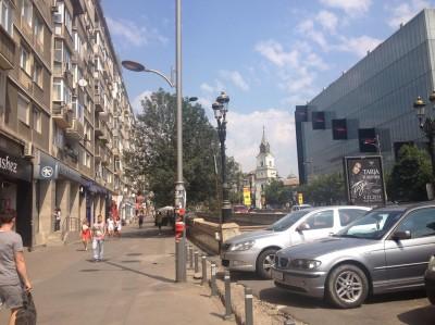 Spatiu comercial de inchiriat zona Unirii, Bucuresti 139.36 mp