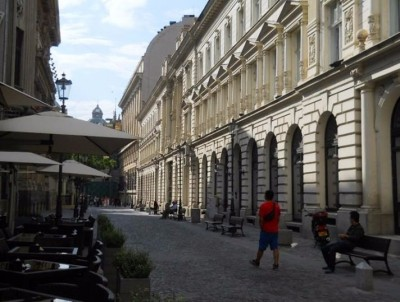 Spatiu comercial de inchiriat zona Universitate, Bucuresti 200 mp