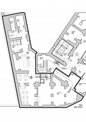 Spatiu comercial de inchiriat zona Universitate, Bucuresti 300 mp