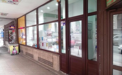 Commercial space for rent Universitate area Bucharest 80 sqm