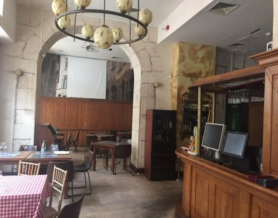 Commercial space for rent Historical Center area, Bucharest 410 sqm