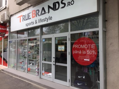 Spatiu comercial de vanzare zona Baneasa - Bucuresti- Ploiesti 90 mp