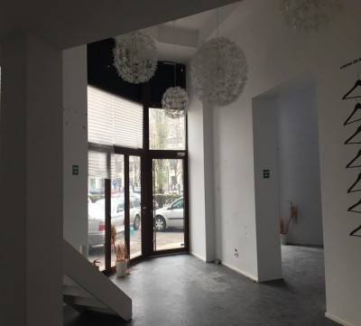 Commercial space for sale Decebal Boulevard area, Bucharest 140.79 sqm