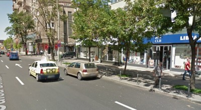 Commercial space for sale Calea Dorobanti area, Bucharest 82.84 sqm