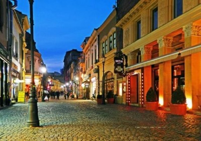 Commercial space for sale Historic Center area,  Bucharest 500 sqm
