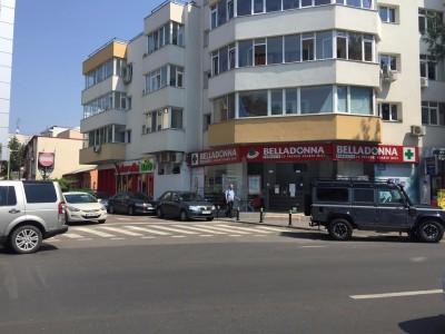 Spatiu comercial de vanzare zona Dorobanti, Bucuresti 256.19 mp
