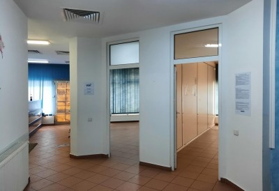 Commercial space for rent Gara de Nord area, Bucharest 180.67 sqm