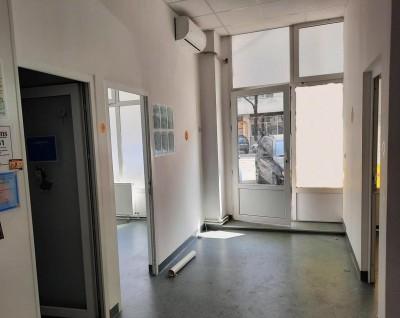 Commercial space for rent Gara de Nord area, Bucharest 72.68 sqm