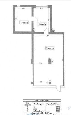 Commercial space for sale Giurgiului area, Bucharest 82.67 sqm