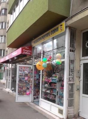 Spatiu comercial de vanzare zona Iancului, Bucuresti 14.65 mp