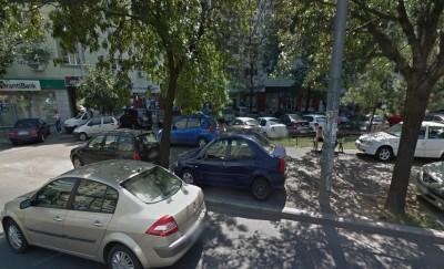 Spatiu comercial de vanzare zona Nicolae Titulescu, Bucuresti 222.86 mp