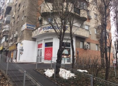 Commercial space for sale Crangasi area, Bucharest 93 sqm
