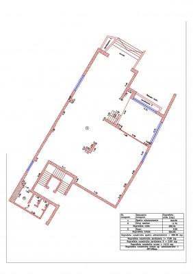 Spatiu comercial de vanzare, inchiriat, randament 8%, zona Piata Victoriei-Titulescu, Bucuresti 300 mp