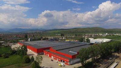 Spatiu industrial de inchiriat zona Alba Iulia, judetul Alba 4.645 mp