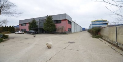Industrial space for rent DN 1 - Otopeni area, Bucharest 2,200 sqm
