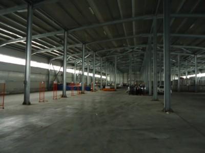 Spatiu industrial de inchiriat zona NE- Afumati, Bucuresti 4.800 mp