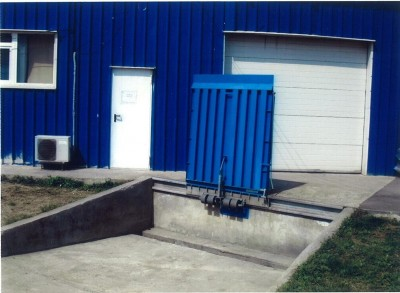 Warehouse for rent Pantelimon - Cora area, Bucharest 1600 sqm