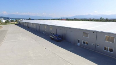 Industrial space for rent Sibiu area, Sibiu county 2.114 sqm