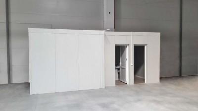 Industrial space for rent Sibiu area, Sibiu county 4.725 sqm