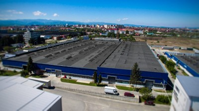 Industrial space for rent Sibiu area, Sibiu county 7200sqm