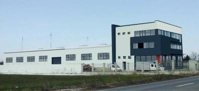 Industrial space for sale Magurele area, Ilfov county 1.400 sqm