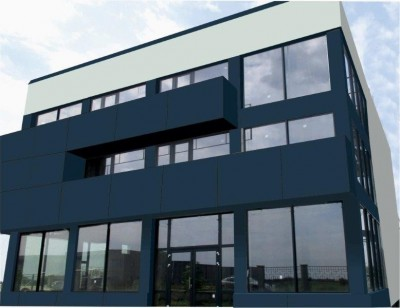 Industrial space for rent Magurele area, Ilfov county 1.400 sqm