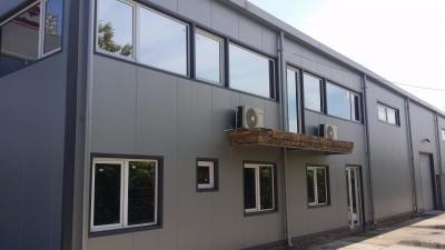 Spatiu industrial de vanzare zona Otopeni, Bucuresti 1.020 mp