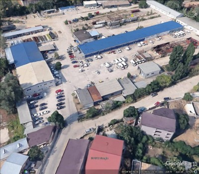 Industrial space for sale Titan - Ilioara area, Bucharest 31.338 sqm