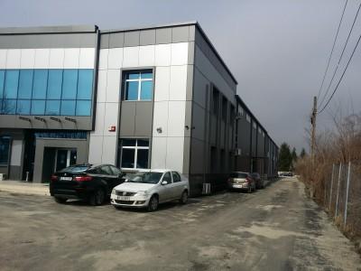 Industrial space for sale Voluntari area, Ilfov county 1,940 sqm