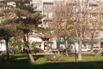 Spatiul comercial de vanzare zona Stefan cel Mare, Bucuresti 359.96 mp