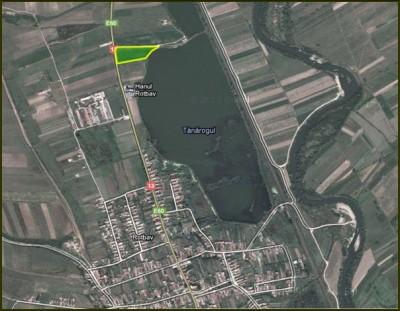 Teren cu deschidere la lac de vanzare zona Brasov - E60, 5.000 - 23.600 mp