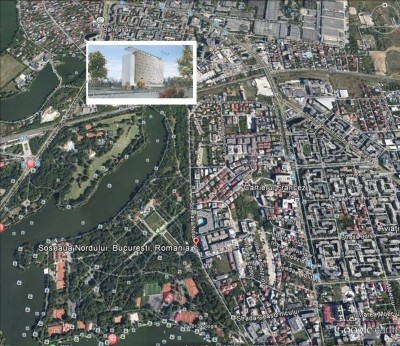 Teren de vanzare zona Parc Herastrau, Bucuresti 2.600 mp