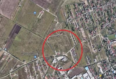 Teren de vanzare localizat in Otopeni, Ilfov 20000