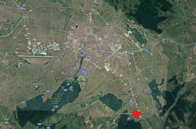 Teren de vanzare / Parcul Industrial Selimbar, Sibiu 10.960 mp