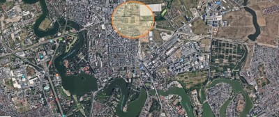 Land for sale Aviatiei area, Bucharest 1908 sqm