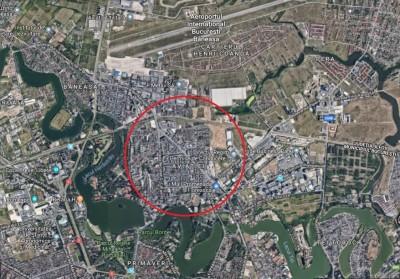 Teren de vanzare zona Aviatiei, Bucuresti 350 mp