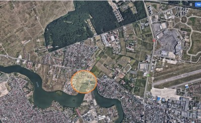 Land for sale Baneasa area, Bucharest 3077 sqm