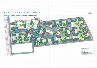 Land for sale  Baneasa- Henri Coanda area, Bucharest 108.000 sqm